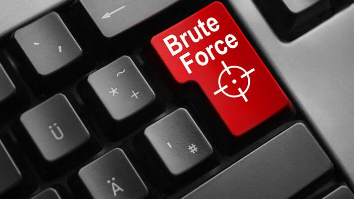 Brute force password