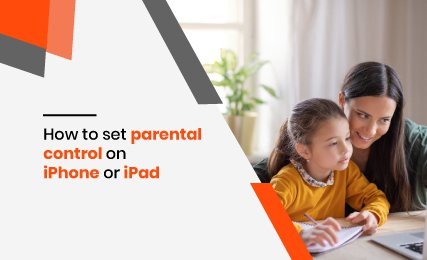 How to set parental control on iPhone or iPad-featured