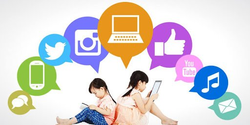 Social Media to bypass parental control system