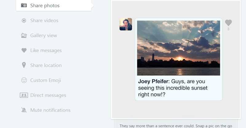 Extra Features Of GroupMe